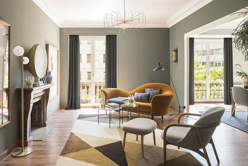 Bright and Modern Home Transformation in the Heart of Barcelona modern home Bright and Modern Home Transformation in the Heart of Barcelona barcelona home inspirations 1