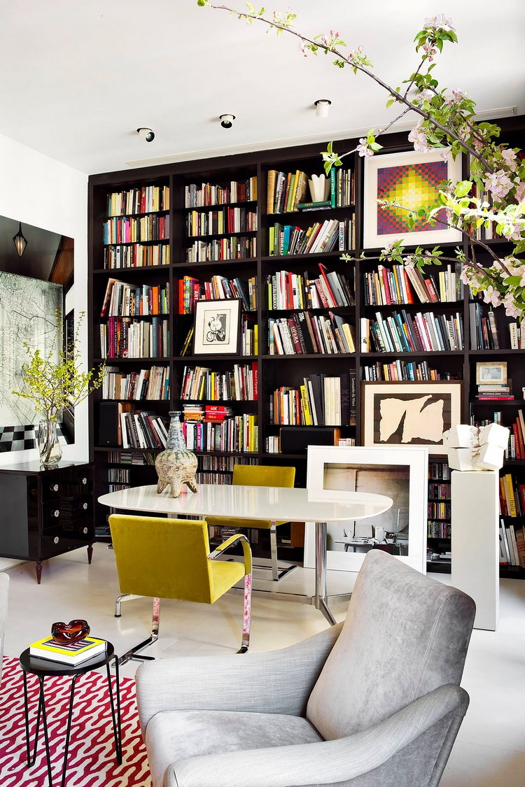 Top Interior Design Top Interior Design Opens the Doors of His Eclectic Home in Barcelona barcelona house inspirations 4