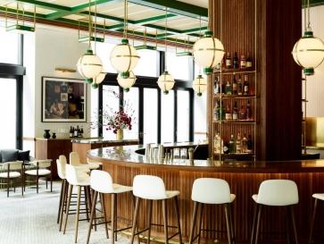 Ken Fulk Revives The Opulent Spirit for Legacy RecordsRestaurant