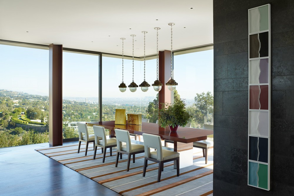 Modern Mid-Century meet Modern Architecture in Los Angeles los angeles house inspirations 12