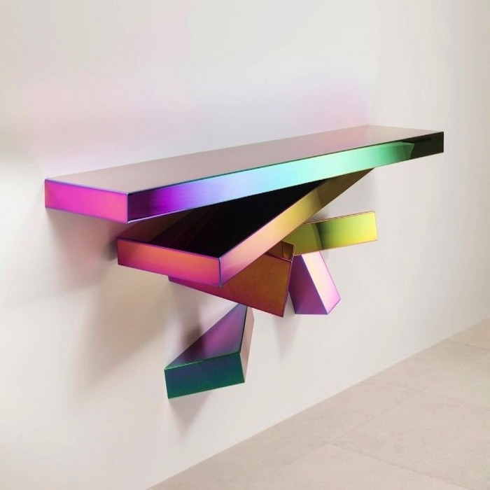 Console Tables The Coolest Console Tables Designs of The Moment modern furniture inspirations 5