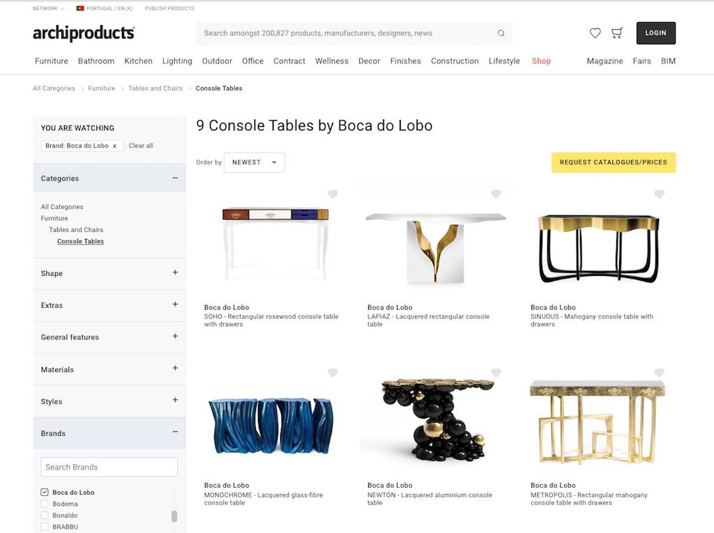 Archiproducts - Best Online Furniture Shops best online furniture shops The Best Online Furniture Shops ARCHIPROD