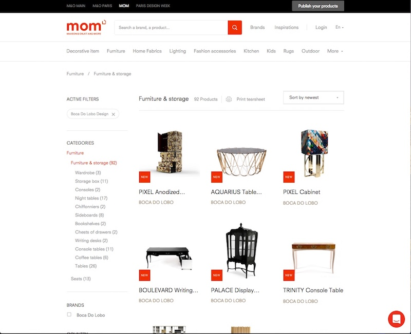 buffets and cabinets, cabinet design, exclusive design, buffets and sideboards, high-end brands, online shopping, shop furniture online, home shopping shop furniture online Find the Best Websites to Shop Furniture Online MOM