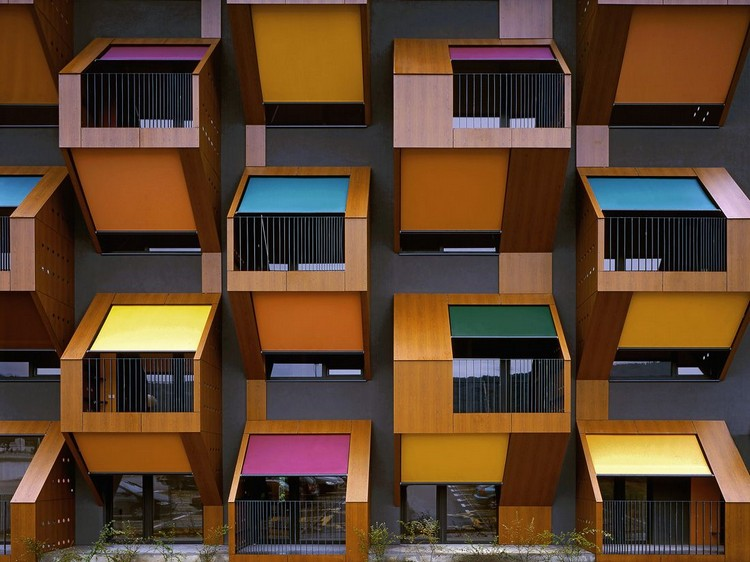 instagram Perfect and Colorful Architecture around the World for Instagram color design inspirations 1