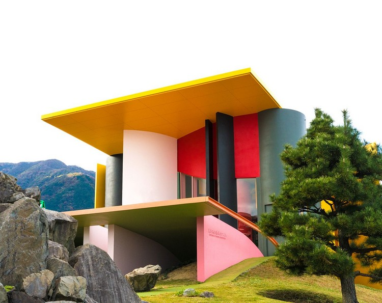 instagram Perfect and Colorful Architecture around the World for Instagram color design inspirations 2