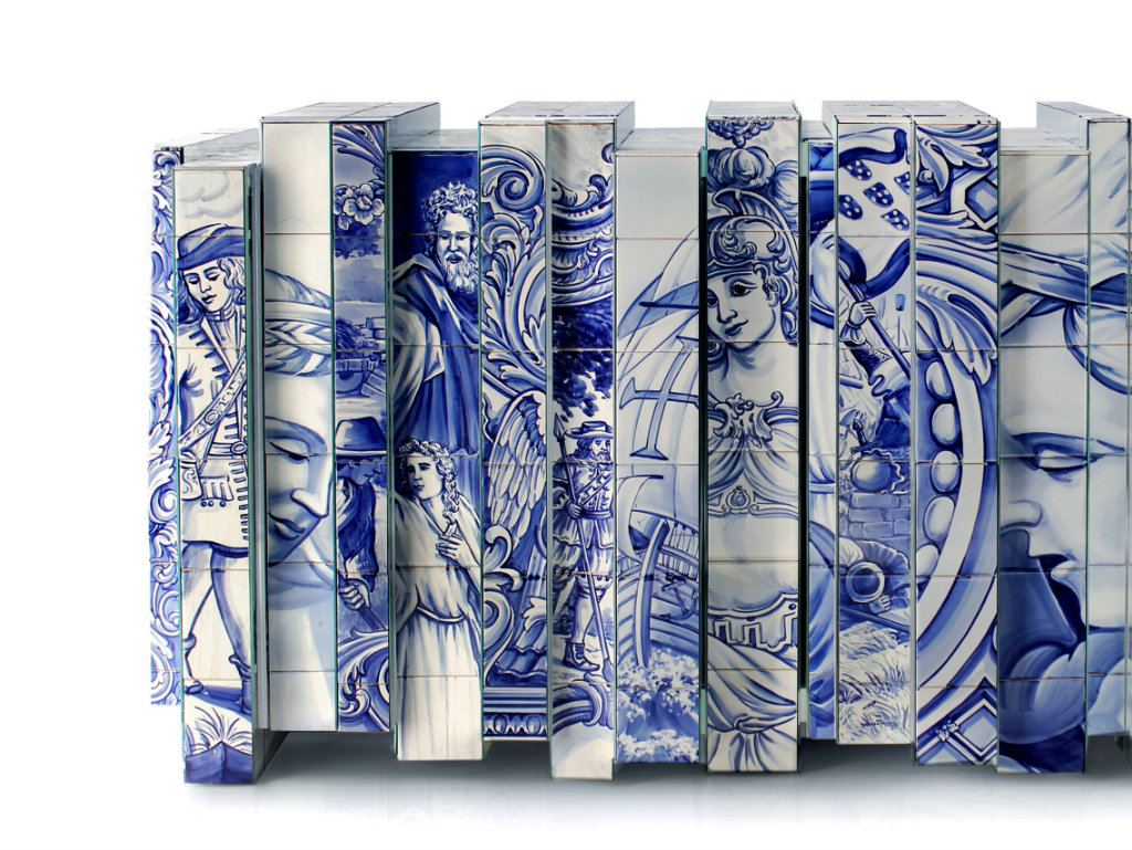 Modern A Modern Art Saved from The Past : Heritage Series by Boca do Lobo cover 3