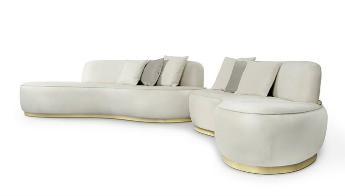 Modern sofas The Best Modern Sofas for the Next Season living room decor inspirations 11
