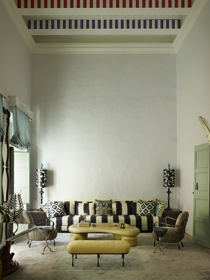 Francis Sultana Francis Sultana's Palace in Malta, the Balance Between New and Old top interior designer inspirations 12