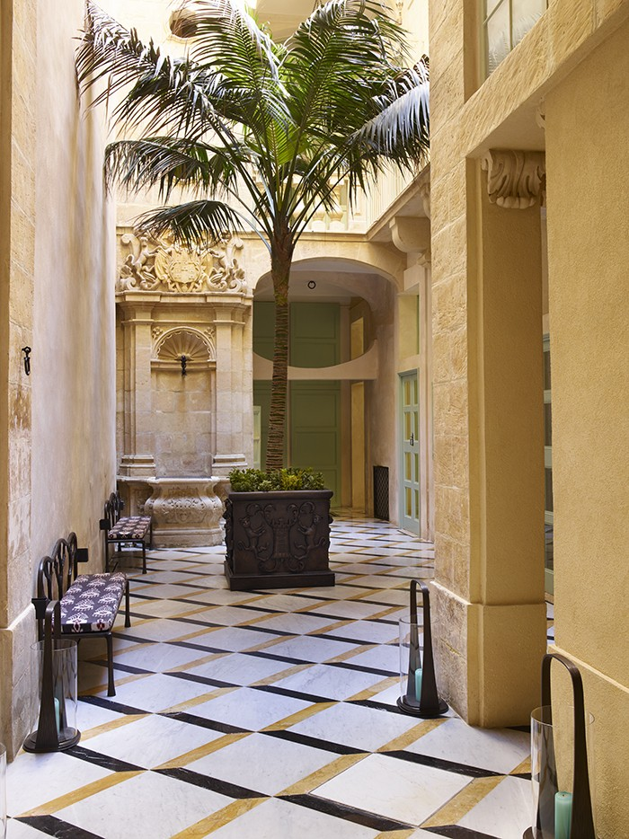 Francis Sultana Francis Sultana's Palace in Malta, the Balance Between New and Old top interior designer inspirations 4