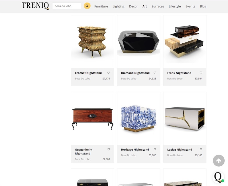 buffets and cabinets, cabinet design, exclusive design, buffets and sideboards, high-end brands, online shopping, shop furniture online, home shopping shop furniture online Find the Best Websites to Shop Furniture Online treniq