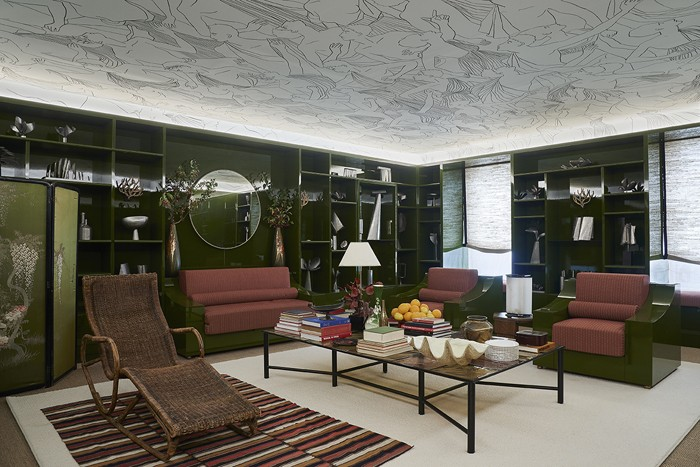 Top Interior Designers AD Interiors 2018: The Unique Interiors by Top Interior Designers AD Interiors inspirations12