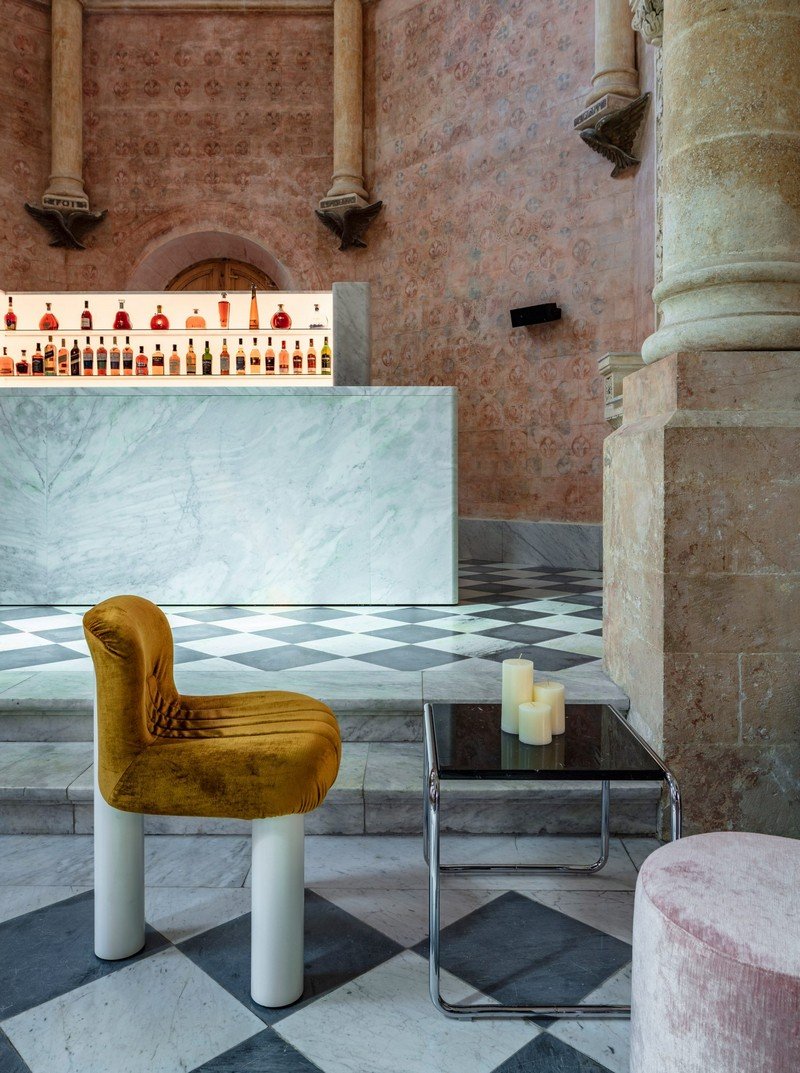 John Pawson Transforms Old Monastery into a Modern Hotel in Tel Aviv modern hotel John Pawson Transforms Old Monastery into a Modern Hotel in Tel Aviv John Pawson architecture inspirations10
