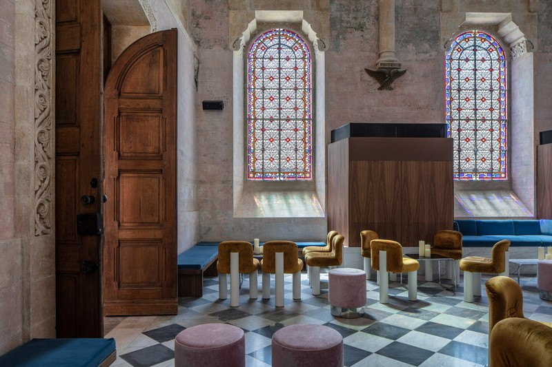 John Pawson Transforms Old Monastery into a Modern Hotel in Tel Aviv modern hotel John Pawson Transforms Old Monastery into a Modern Hotel in Tel Aviv John Pawson architecture inspirations4