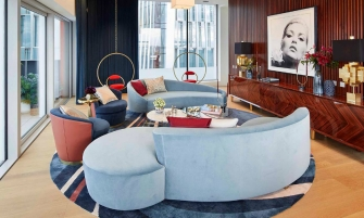 luxury penthouse Nova Building: 1960s Modernism's Luxury Penthouse Nova Building 1960s Modernisms Luxury Penthouse 335x201