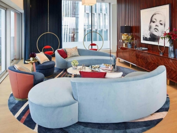 Nova Building: 1960s Modernism's Luxury Penthouse