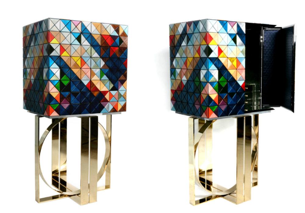 https://www.bocadolobo.com/en/limited-edition/cabinets-and-bookcases/pixel/index.php/?utm_source=jsantos&utm_medium=blog_InspirationsandIdeas&utm_campaign=blog_img Design Pixel Cabinet: A Statement Design Reveals A Playful Side By Boca do Lobo collage