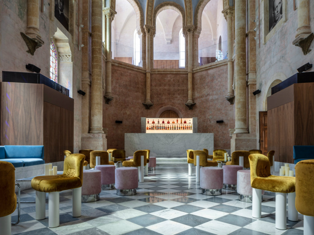 modern hotel John Pawson Transforms Old Monastery into a Modern Hotel in Tel Aviv cover 3