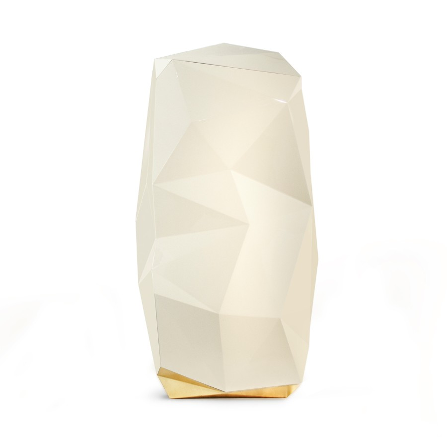 luxury furniture Design China Beijing: Boca Do Lobo's Luxury Furniture Presented by Daisy Collection diamond cream