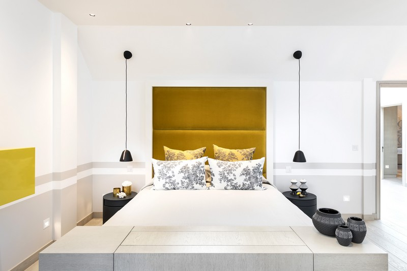 contemporary A Contemporary and Luxury Home in London designed by Kelly Hoppen kelly hoppen inspirations12