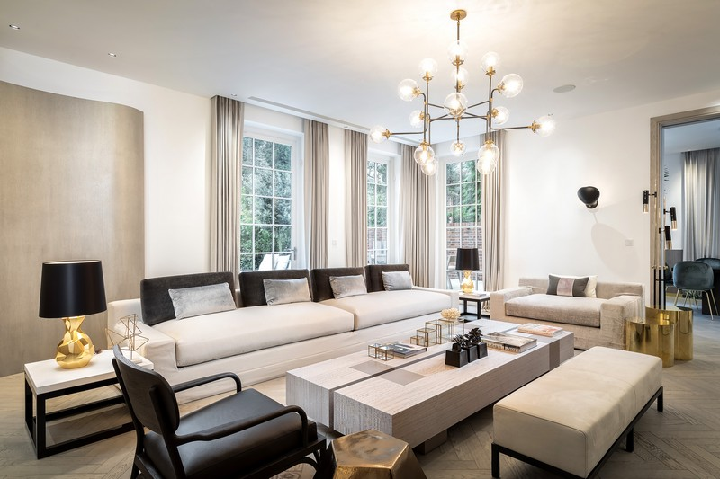 A Contemporary and Luxury Home in London designed by Kelly Hoppen contemporary A Contemporary and Luxury Home in London designed by Kelly Hoppen kelly hoppen inspirations2