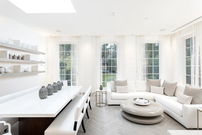 A Contemporary and Luxury Home in London designed by Kelly Hoppen contemporary A Contemporary and Luxury Home in London designed by Kelly Hoppen kelly hoppen inspirations7