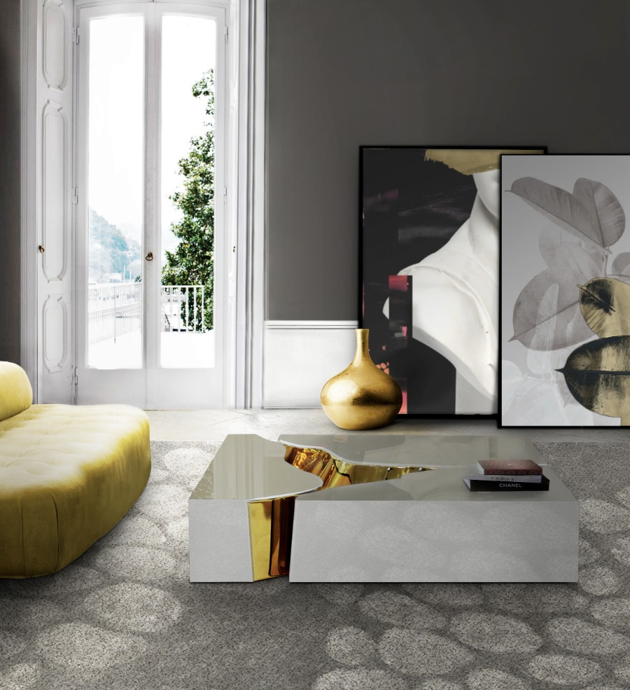 luxury furniture Design China Beijing: Boca Do Lobo's Luxury Furniture Presented by Daisy Collection lapiaz white