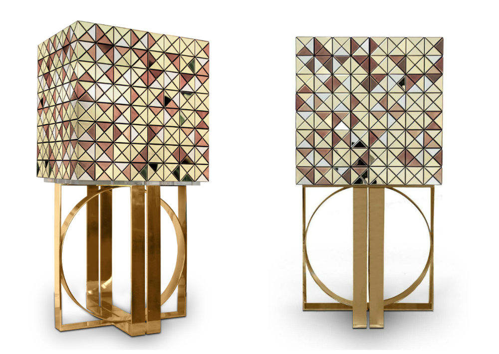 Design Pixel Cabinet: A Statement Design Reveals A Playful Side By Boca do Lobo pixel