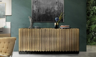 luxury furniture Design China Beijing: Boca Do Lobo's Luxury Furniture Presented by Daisy Collection symphony sideboard 335x201