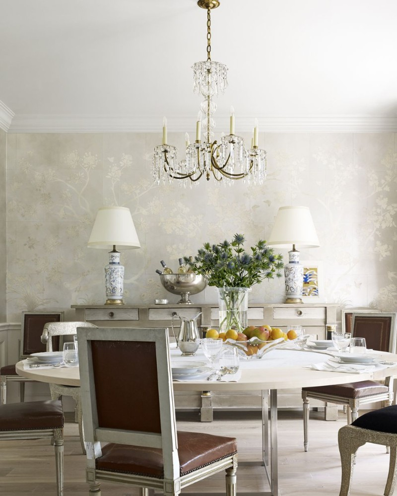 Interior Design Ideas for a glamorous Dining Room dining room Interior Design Ideas for a glamorous Dining Room 1
