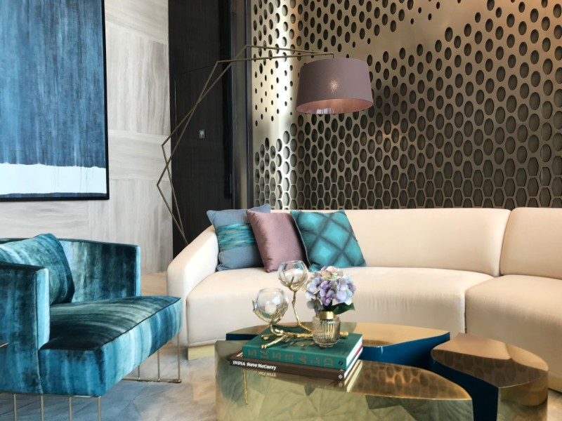 hba Inside HBA Singapore New Design Project At The Trump Tower 11 An Amazing Interior Design Concept At The Trump Towers by HBA