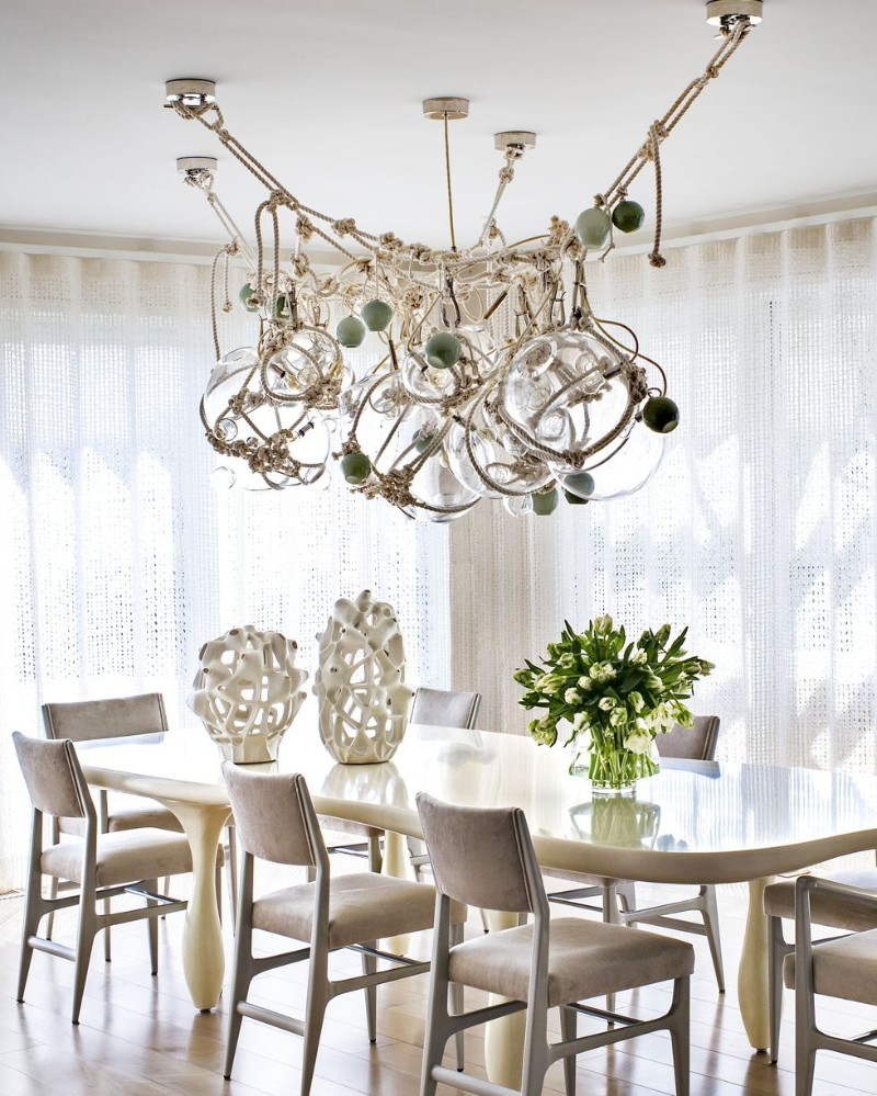 dining room Interior Design Ideas for a glamorous Dining Room 2