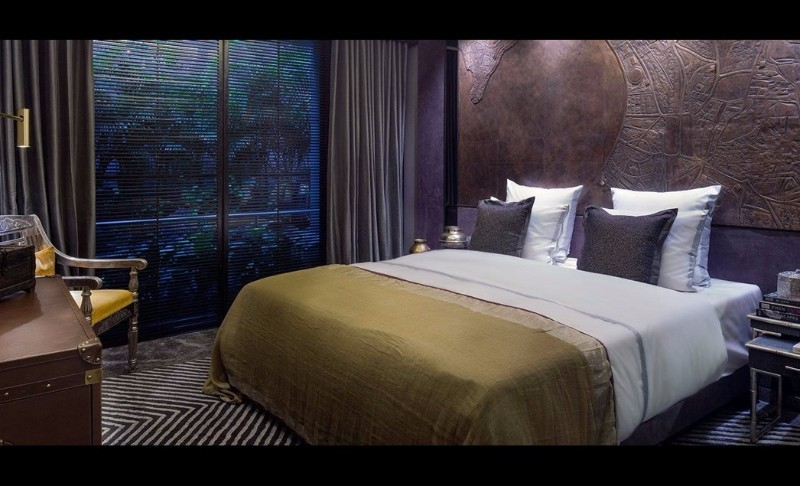 hba hba Inside HBA Singapore New Design Project At The Trump Tower 3 An Amazing Interior Design Concept At The Trump Towers by HBA
