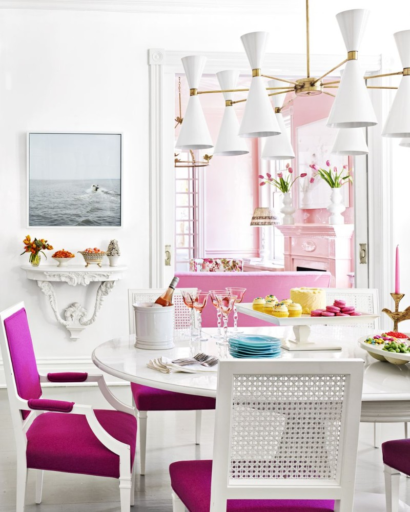 dining room Interior Design Ideas for a glamorous Dining Room 4