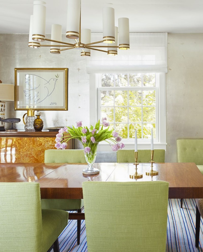 dining room Interior Design Ideas for a glamorous Dining Room 6