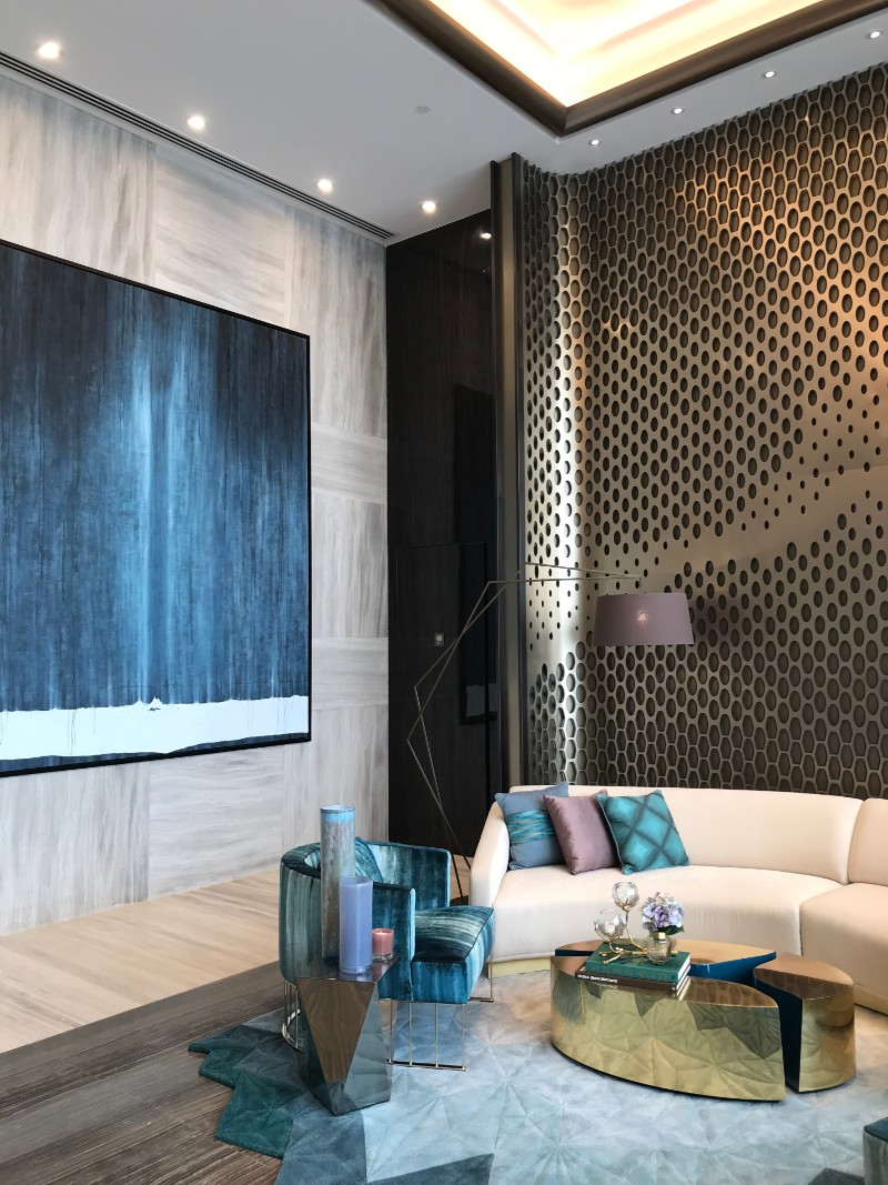 hba Inside HBA Singapore New Design Project At The Trump Tower 9 An Amazing Interior Design Concept At The Trump Towers