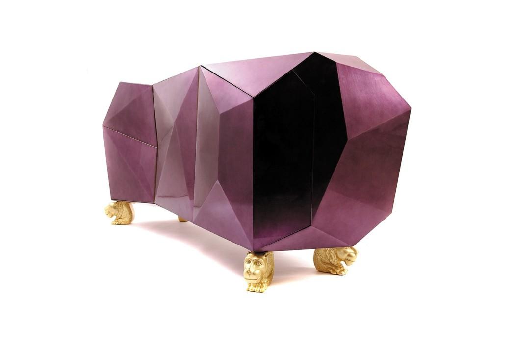 "design ""Diamonds Are Forever"": Diamond Family The Classic Design for Your Home Boca do Lobo Diamond Sideboard 1050x700"