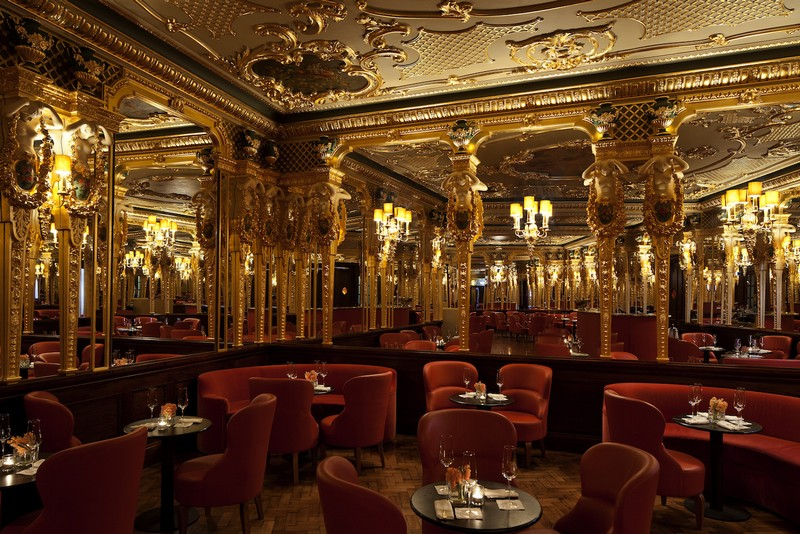 The New Luxury Hotel Café Royal By David Chipperfield Architects luxury hotel The New Luxury Hotel Café Royal By David Chipperfield Architects David Chipperfieldi inspirations10