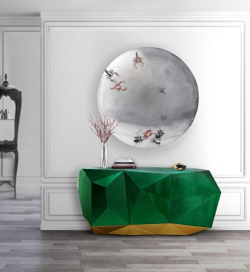 "design ""Diamonds Are Forever"": Diamond Family The Classic Design for Your Home Interior Design Trends 2018 Tropical Prints 13"