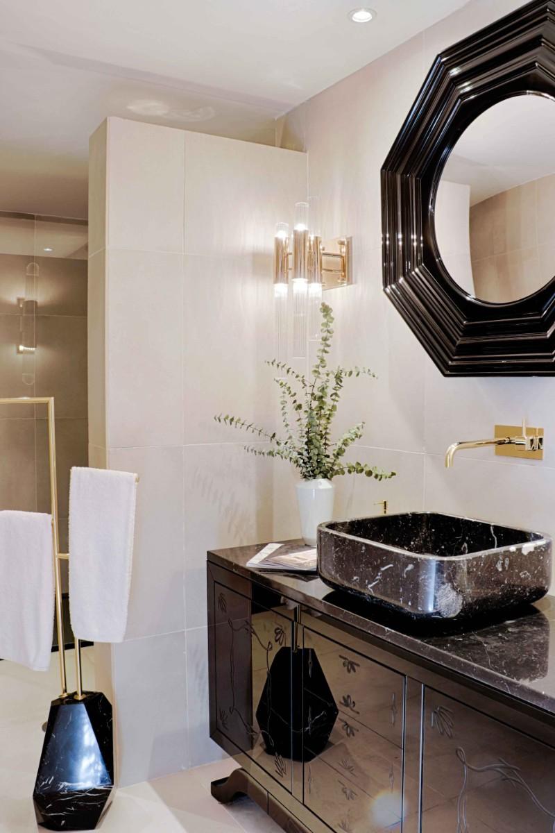 interior design Covet House Douro: An Unique Interior Design Experience Maison Valentina Bathroom