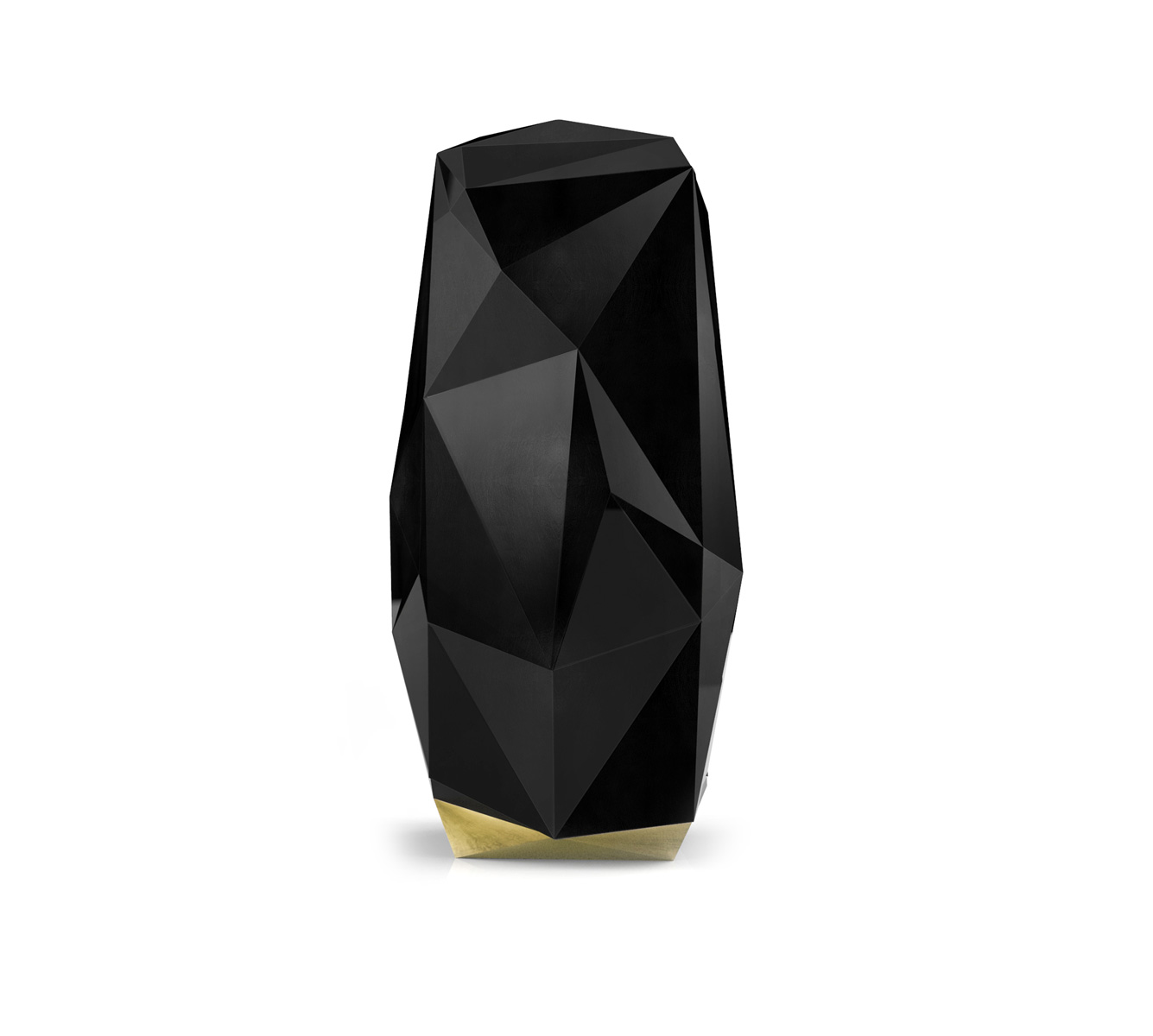 "design ""Diamonds Are Forever"": Diamond Family The Classic Design for Your Home black diamond luxury safe zoom"