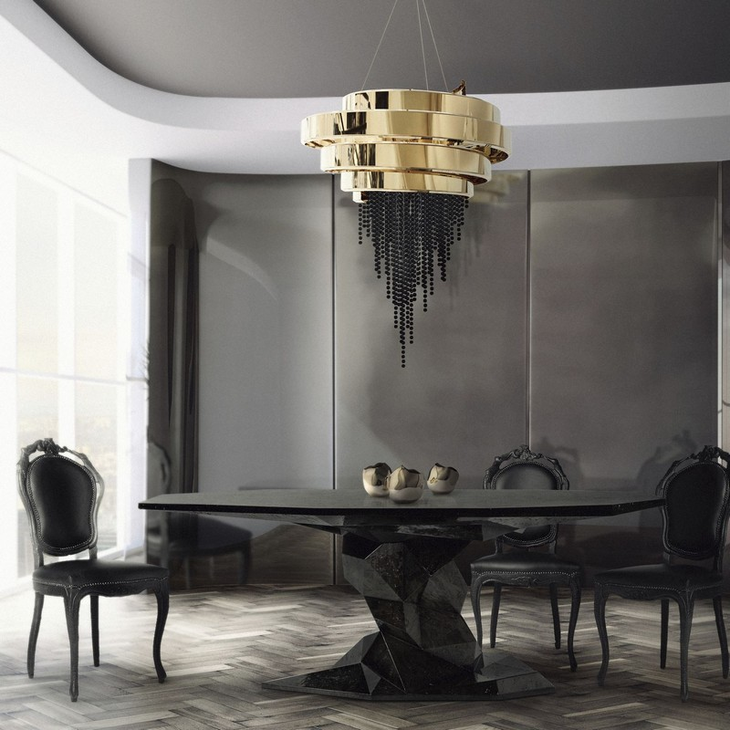 furniture design Dark & Dramatic Furniture Design with Lavish Flair dark furniture desing inspirarions 1