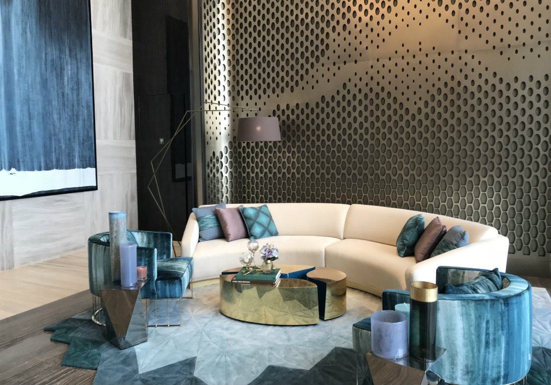 hba Inside HBA Singapore New Design Project At The Trump Tower featured