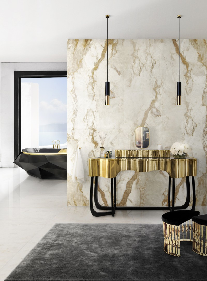 home decor trends 9 Home Decor Trends to Follow in 2019 gold