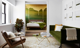 interior design Interior Design Project Brings Nature Inside This New York Apartment green design ideas cover 335x201