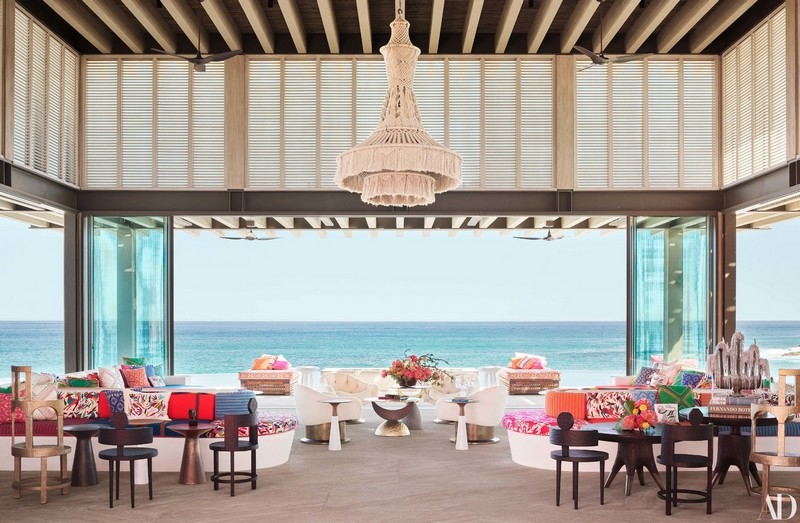 Pink & Vibrant Luxury Hotel in Mexico by Ken Fulk and Víctor Legorreta luxury hotel Pink & Vibrant Luxury Hotel in Mexico by Ken Fulk and Víctor Legorreta hotel mexico inspirations12