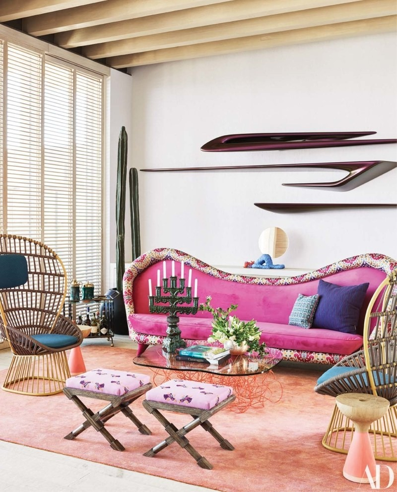 Pink & Vibrant Luxury Hotel in Mexico by Ken Fulk and Víctor Legorreta luxury hotel Pink & Vibrant Luxury Hotel in Mexico by Ken Fulk and Víctor Legorreta hotel mexico inspirations17