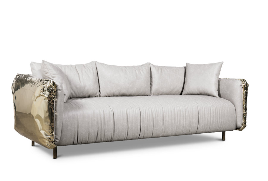 design Covet NY: The Newest Design Showroom in Town is Ready to Welcome You imperfectio sofa