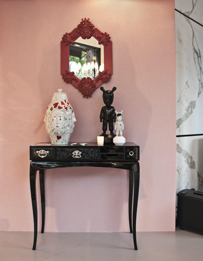 Lladró Showroom's Decor With Boca do Lobo Fine Art Pieces art pieces Lladró Showroom's Decor With Boca do Lobo Fine Art Pieces lladro1