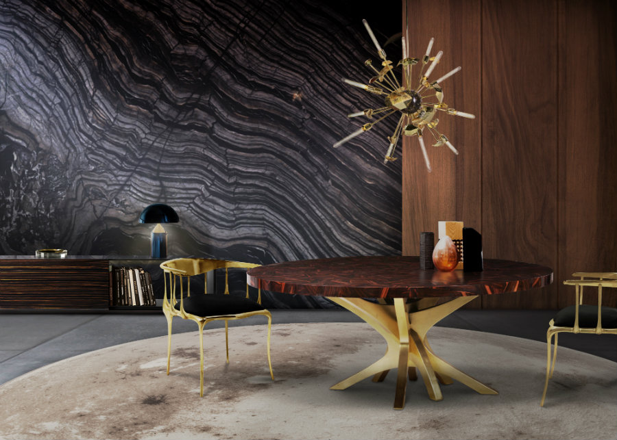 design Covet NY: The Newest Design Showroom in Town is Ready to Welcome You patch dining table