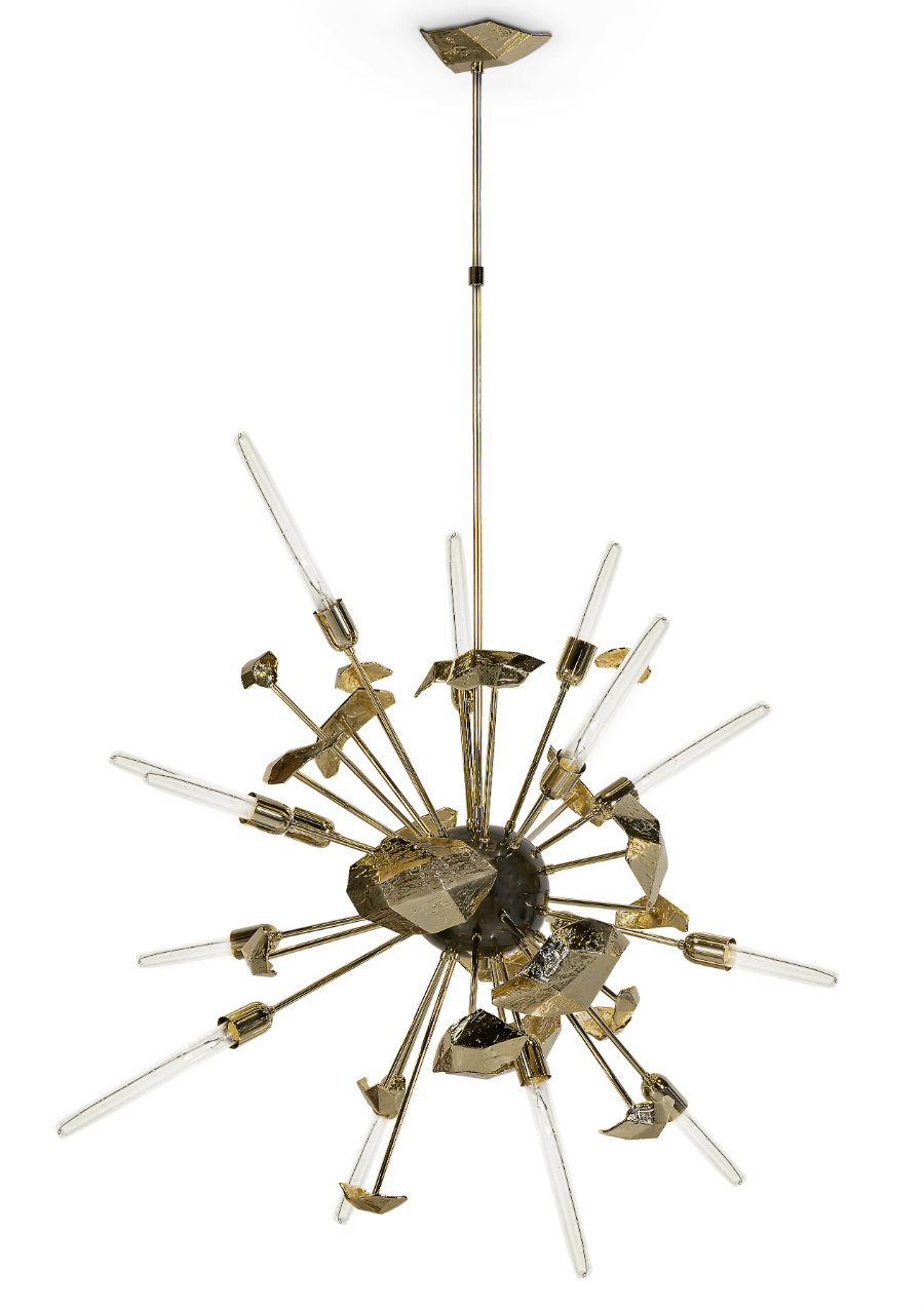 design Covet NY: The Newest Design Showroom in Town is Ready to Welcome You supernova chandelier 01 1